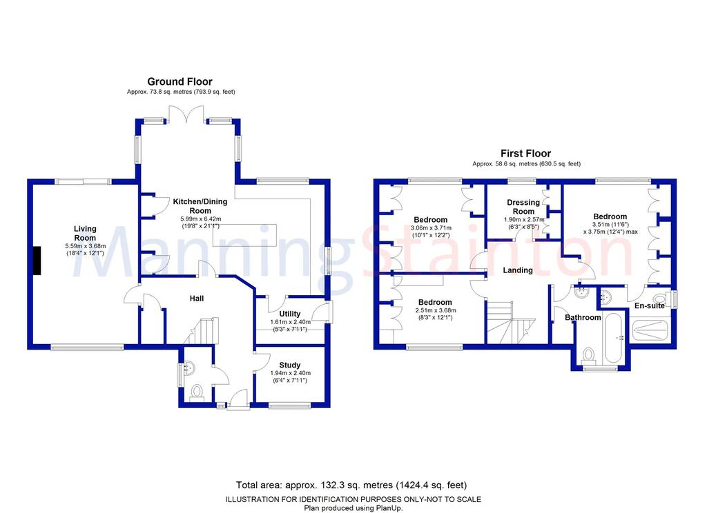 Floorplan: Picture No. 77