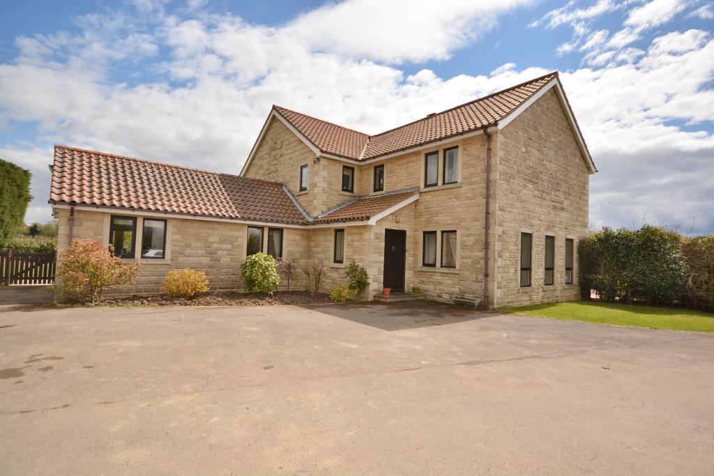4 Bedrooms Detached House for sale in Bridge Farm, Thorpe Lane, Thorpe Audlin, Pontefract, West Yorkshire