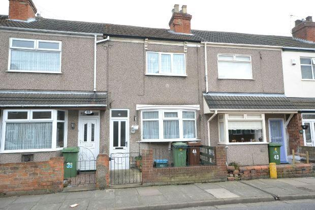 3 Bedrooms Terraced House for sale in Daubney Street, CLEETHORPES