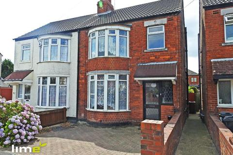 3 bedroom semi-detached house to rent - Silverdale Road, Off Beverley Road, Hull, HU6 7HG
