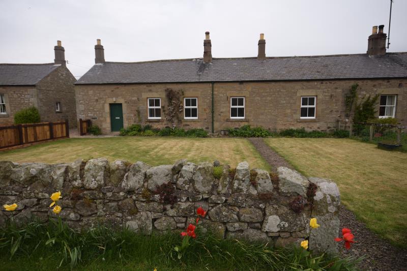 Brandon Farm Cottages Powburn Alnwick Northumberland