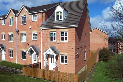 3 bedroom terraced house to rent - Paxton Court, Leeds