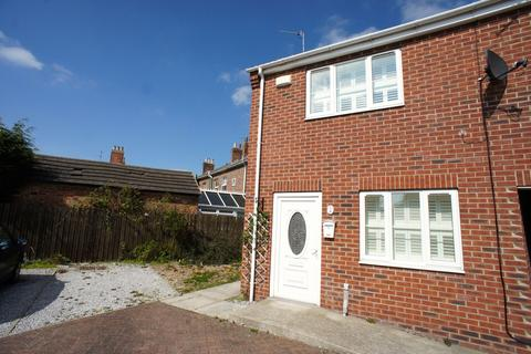 3 bedroom end of terrace house to rent - Beal Court, Market Weighton