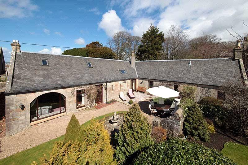 4 Bedrooms Detached House for sale in The Cottar House, St. Quivox, Ayr, KA6