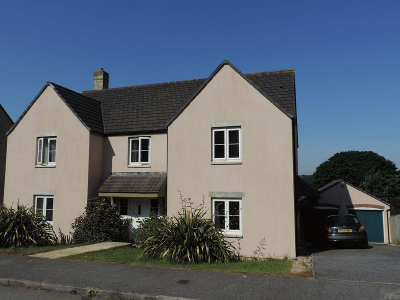5 Bedrooms Detached House for sale in Treffry Road, Truro