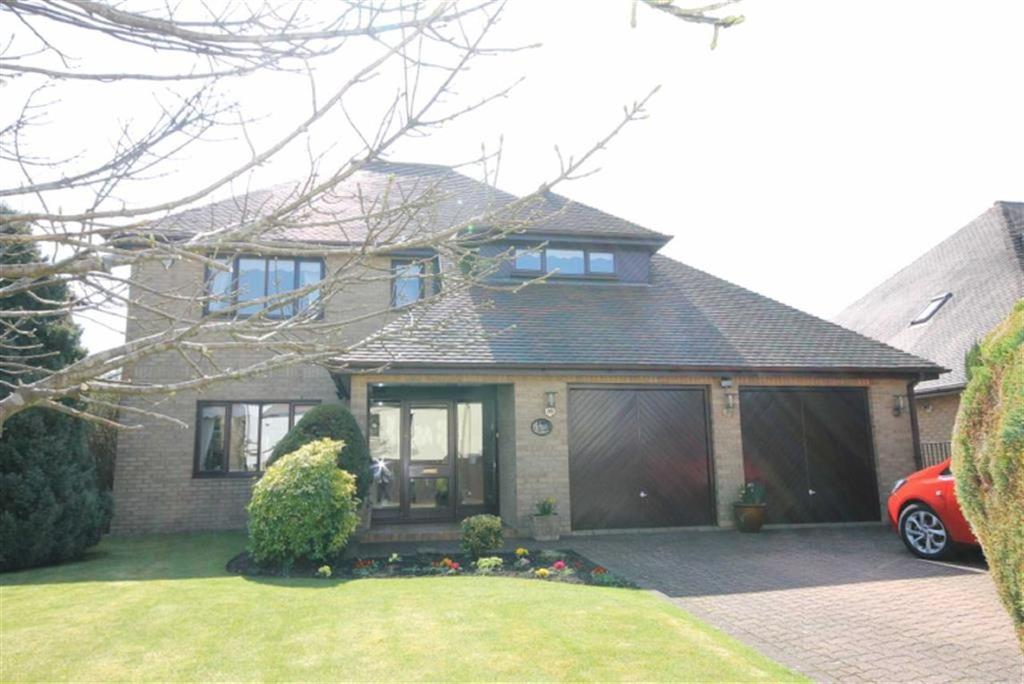 5 Bedrooms Detached House for sale in Bryn View, Blackwood, NP12