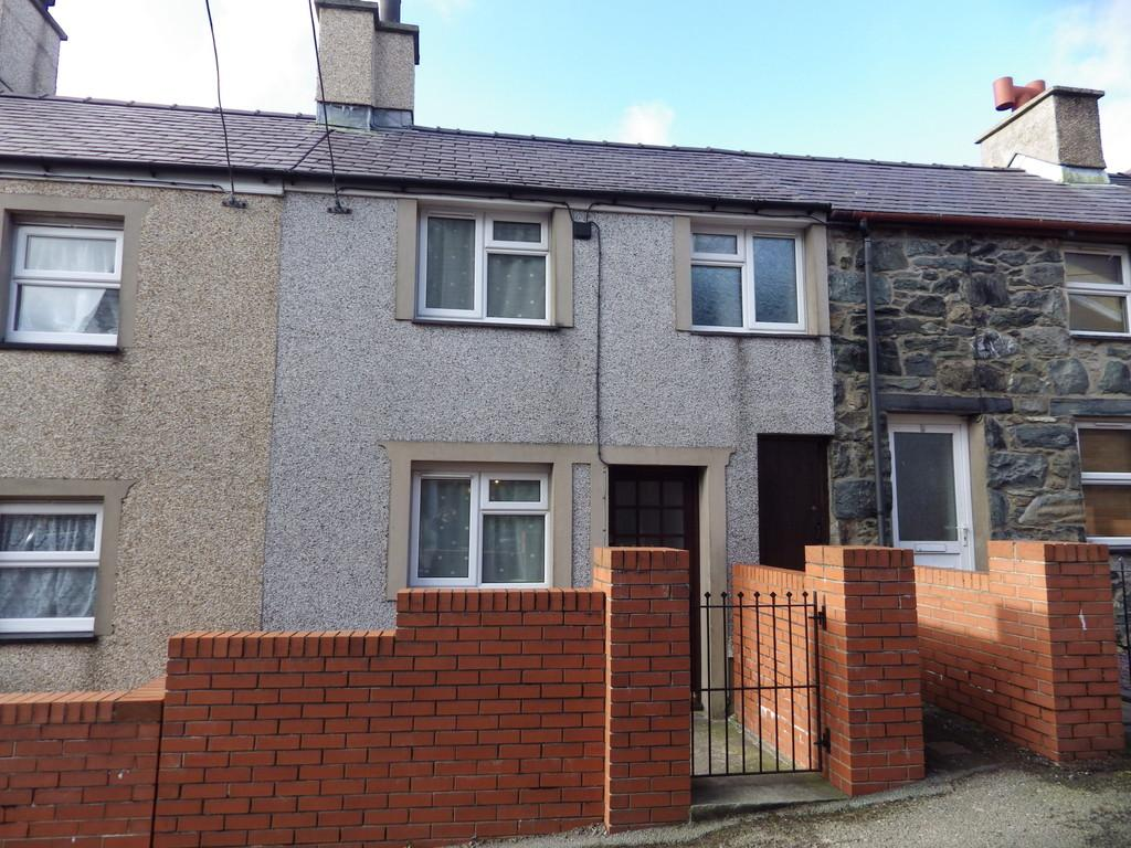 2 Bedrooms Terraced House for rent in North Road, Deiniolen