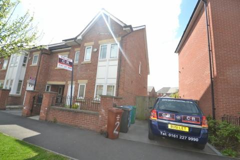 3 bedroom semi-detached house to rent - Drayton Street, Hulme, Manchester, M15 5LL