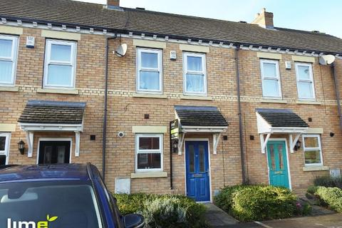 2 bedroom townhouse to rent - Sanderson Close, Ella Street, Hull, HU5 3DE