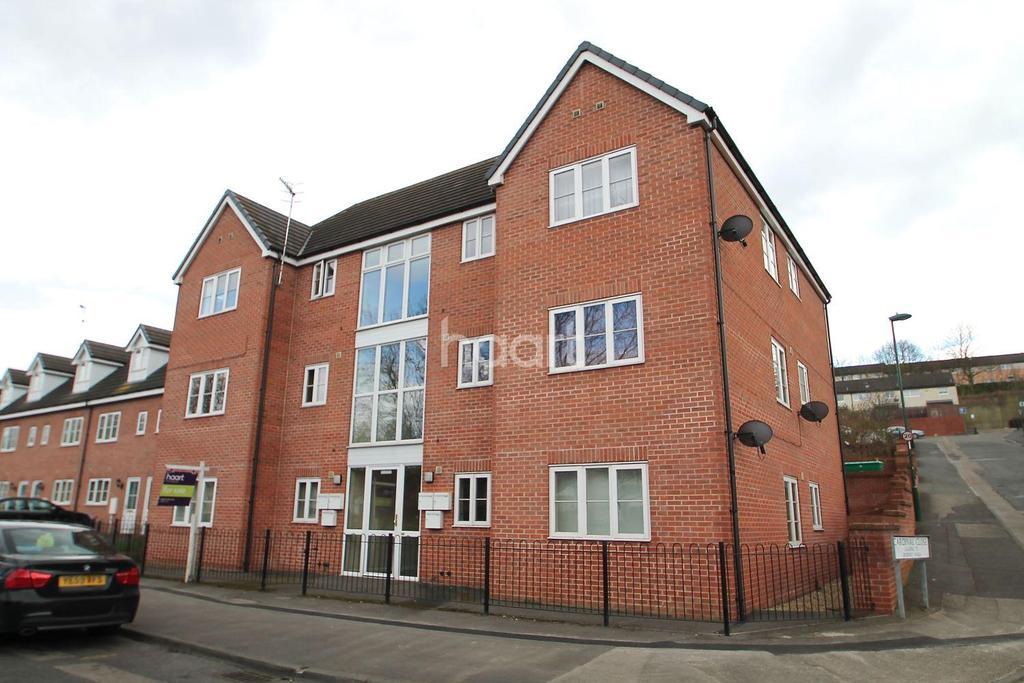 2 Bedrooms Flat for sale in Westgate Street, St Anns, Nottingham
