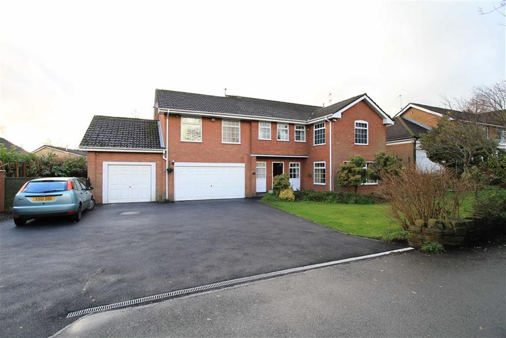 6 Bedrooms Detached House for sale in Holly House, 1, Broadhalgh, Bamford, Rochdale, OL11