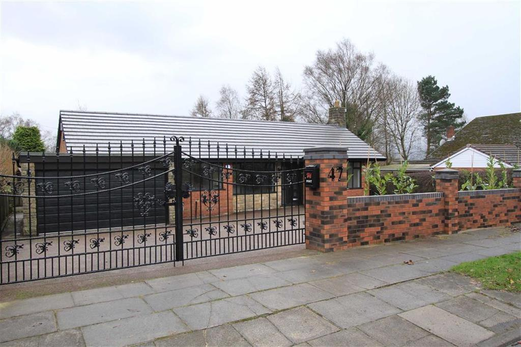 3 Bedrooms Detached Bungalow for sale in 47, Bamford Way, Bamford, Rochdale, OL11