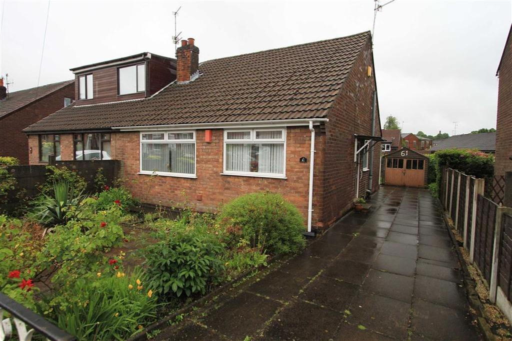 2 Bedrooms Semi Detached Bungalow for sale in 61, Rouse Street, Sudden, Rochdale, OL11