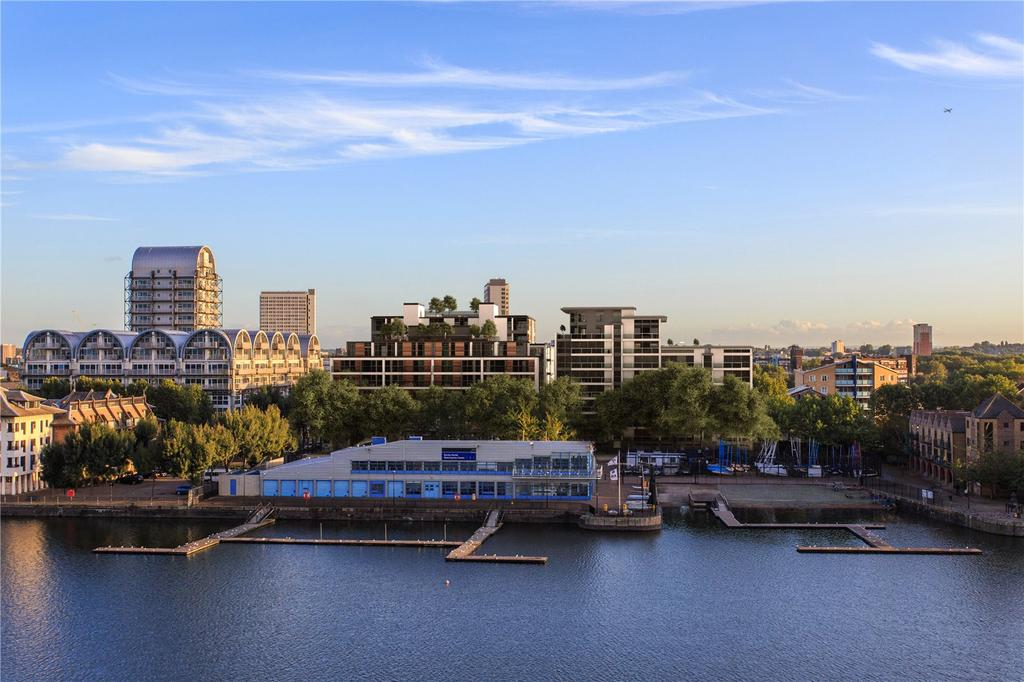 1 Bedroom Penthouse Flat for sale in Rope Street, Surrey Quays, London, SE16