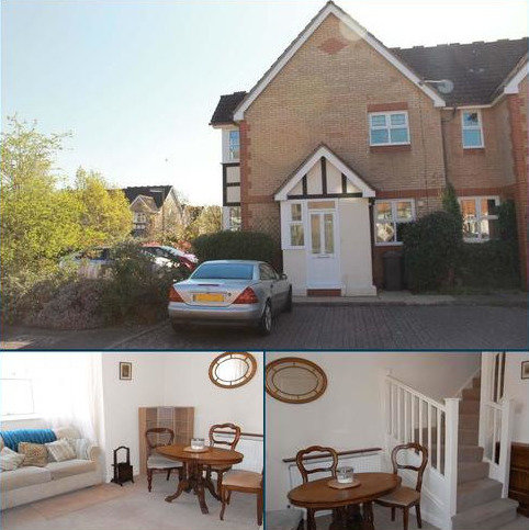 1 bedroom semi-detached house to rent - The Orchard, Virginia Water GU25