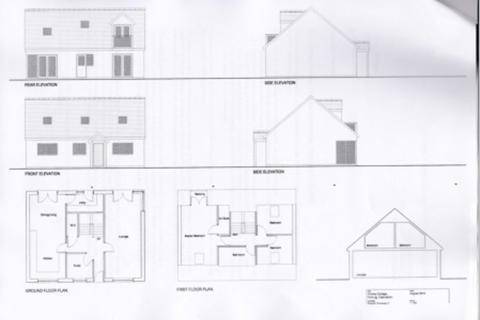 Land for sale - @ Afonwy Cottage, Pontrug