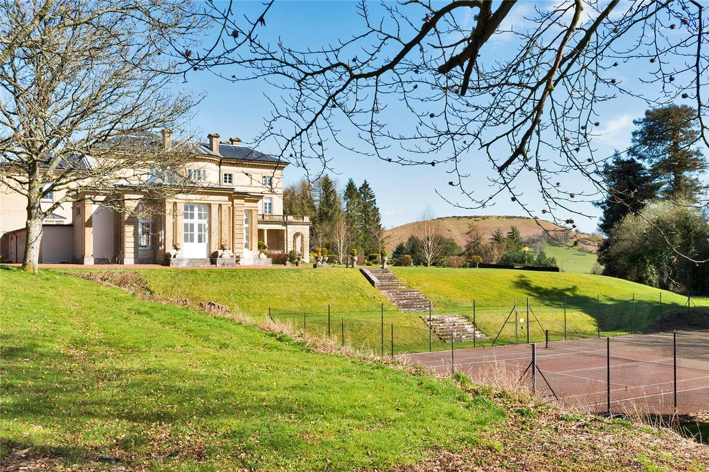 2 Bedrooms Flat for sale in Manor House, Penoyre Park, Cradoc, Brecon, LD3