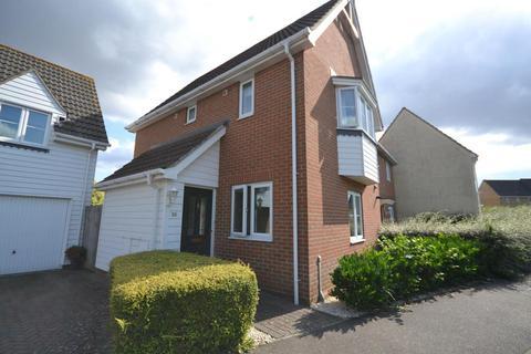3 bedroom link detached house to rent - Rowan Way, Great Dunmow, Essex, CM6