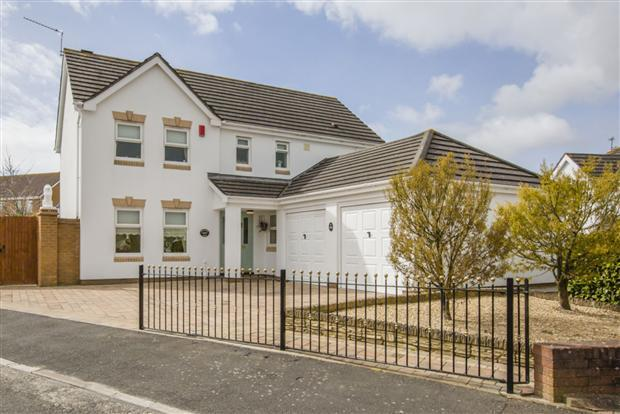 4 Bedrooms Detached House for sale in Marine Heights, Barry, Vale of Glamorgan
