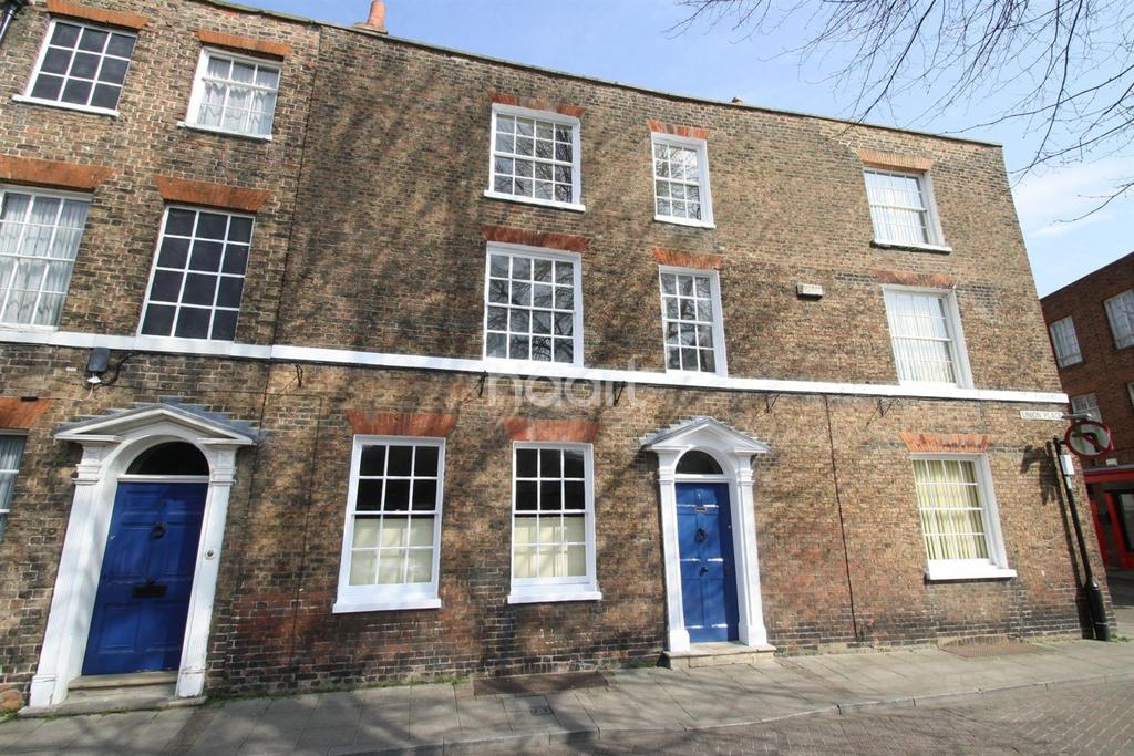 2 Bedrooms End Of Terrace House for sale in Union Place ,Wisbech