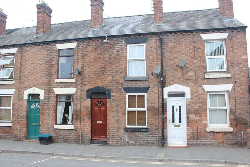 2 Bedrooms Terraced House for sale in Ellesmere Road, Greenfields, Shrewsbury, SY1 2PT