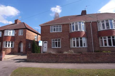 2 bedroom flat to rent - MANOR DRIVE NORTH, ACOMB, YORK, Y026 5RY