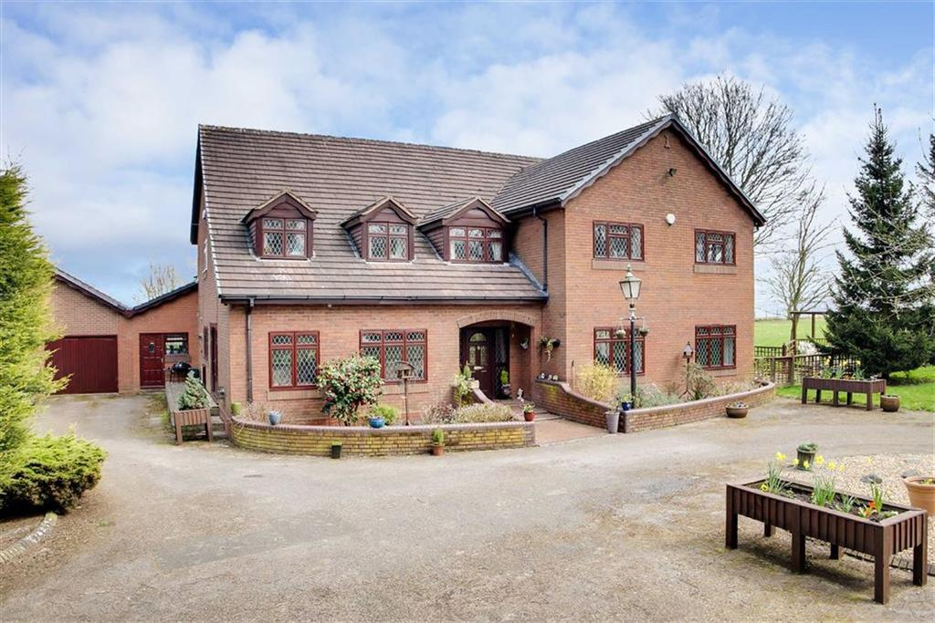5 Bedrooms Detached House for sale in Walsall Road, Pipehill, Lichfield