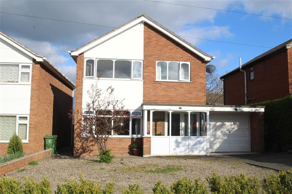 3 Bedrooms Detached House for sale in Green Lane, Bayston Hill, Shrewsbury