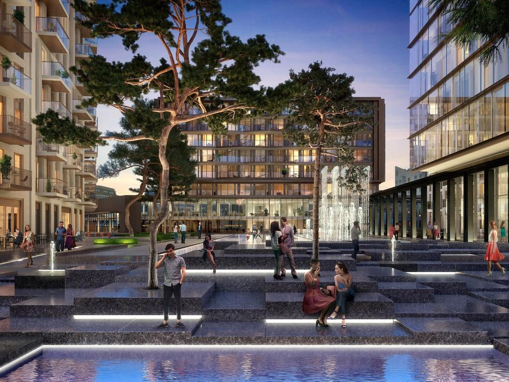1 Bedroom Apartment Flat for sale in London Dock, Wapping, E1W