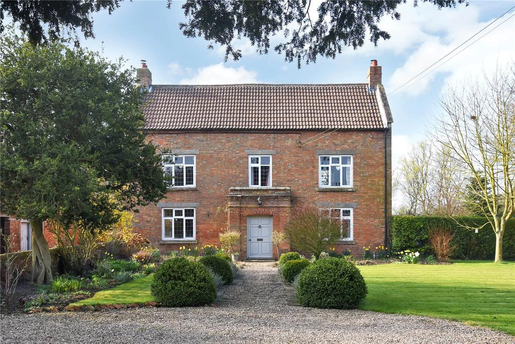 5 Bedrooms Detached House for sale in Fen Road, Little Hale, Sleaford, Lincolnshire