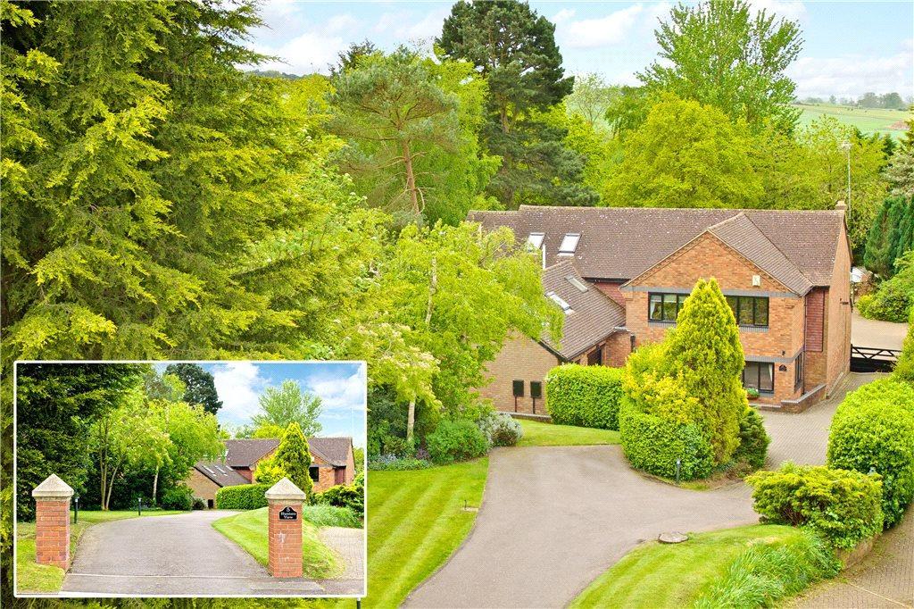 6 Bedrooms Detached House for sale in Brickhill Manor Court, Watling Street, Little Brickhill, Buckinghamshire