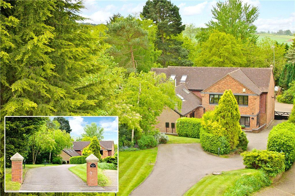 6 Bedrooms Detached House for sale in Brickhill Manor Court, Watling Street, Little Brickhill, Buckinghamshire