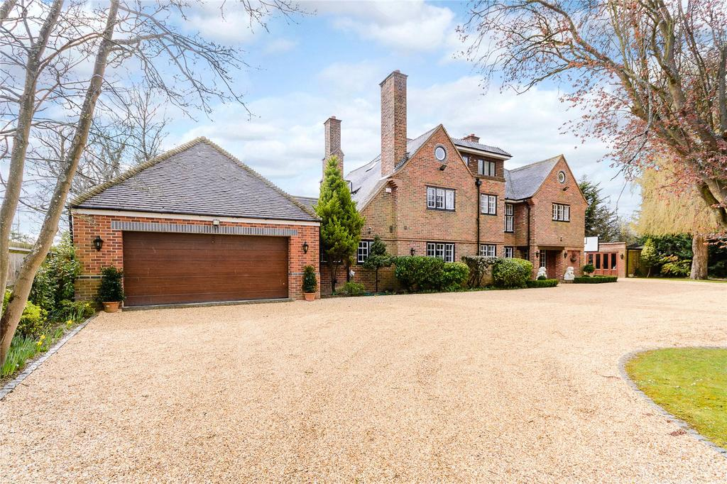 9 Bedrooms Detached House for sale in Church Road, Winkfield, Berkshire, SL4