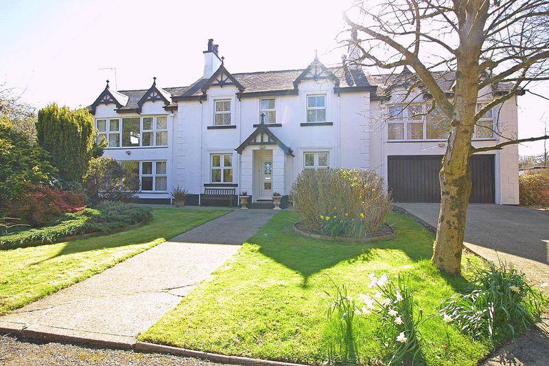 4 Bedrooms Detached House for sale in Rhostryfan, Gwynedd