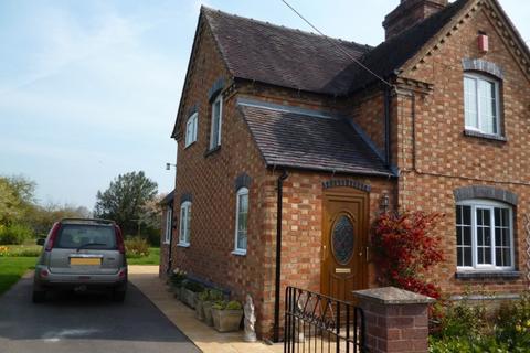 2 bedroom semi-detached house to rent - Rose Cottage, Weston Jones, Weston Jones, Shropshire, TF10 8ED