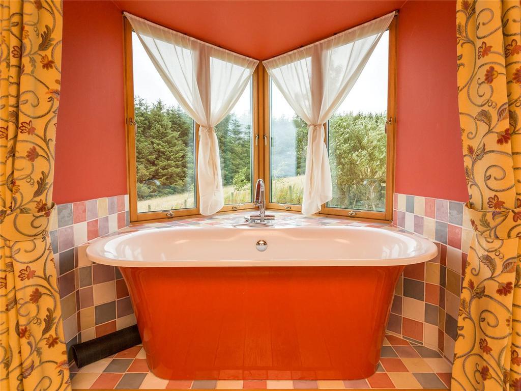 Bath In Master Bedro