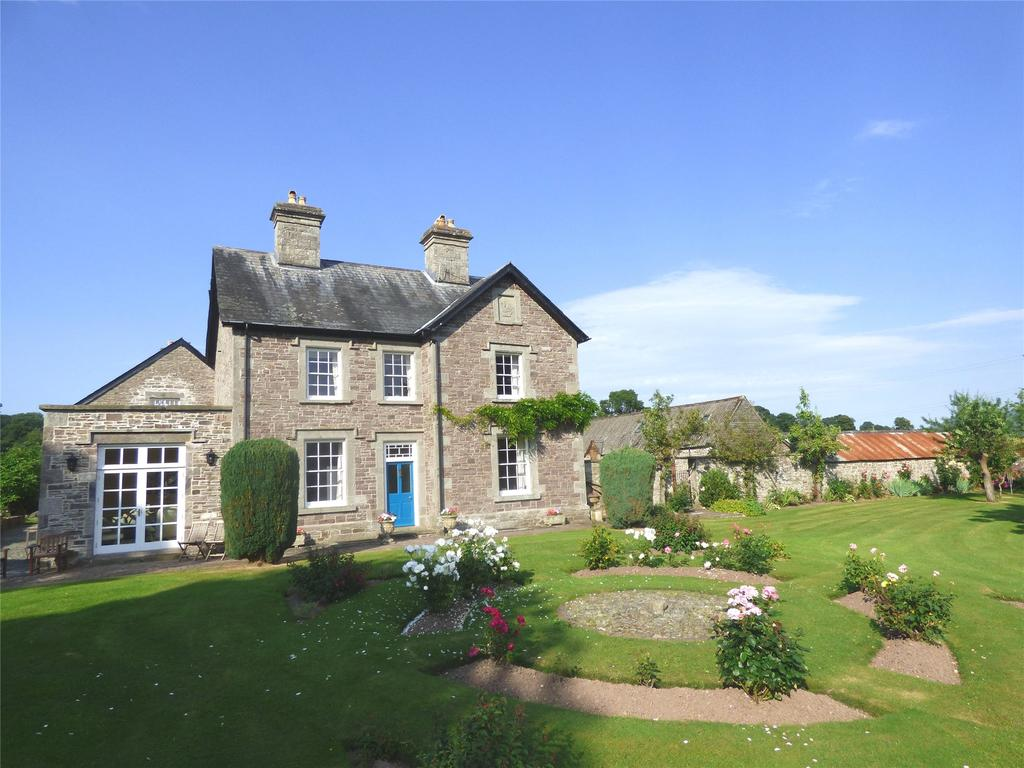 5 Bedrooms Equestrian Facility Character Property for sale in Boughrood, Brecon, Hay-On-Wye