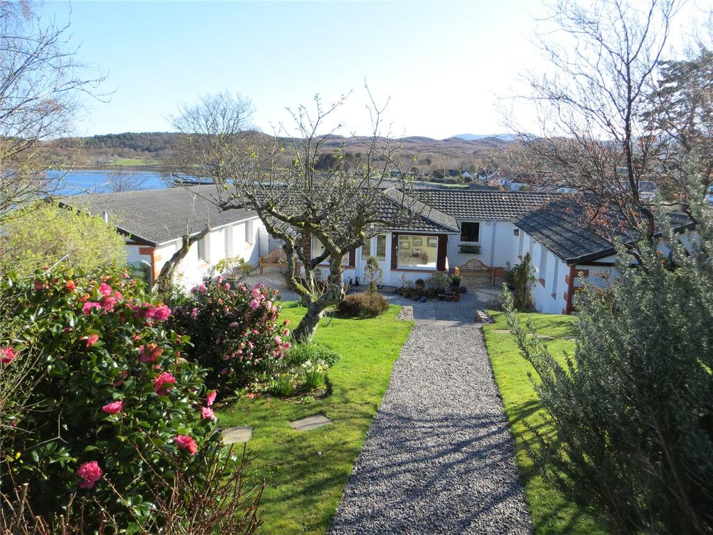 2 Bedrooms Detached Bungalow for sale in Poolewe, Achnasheen, Ross-Shire