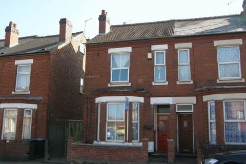 3 bedroom terraced house to rent - Wyley Road, Radford, Coventry