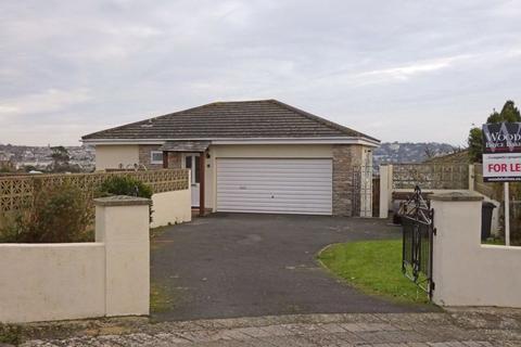 4 bedroom detached house to rent - Manscombe Close, Torquay