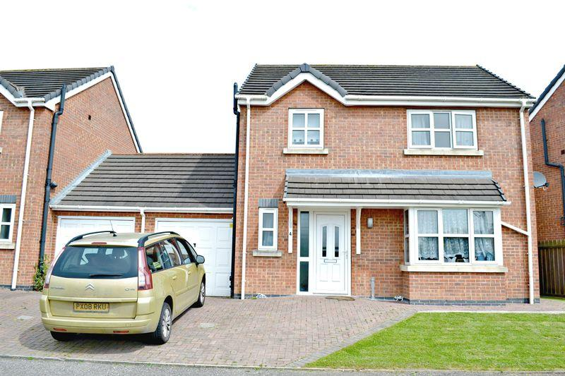 3 Bedrooms Detached House for sale in Sunningdale Crescent, Sunningdale Meadows, New Holland