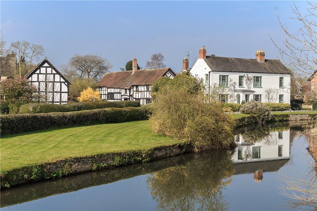 4 Bedrooms Detached House for sale in Eardisland, Leominster, Herefordshire, HR6