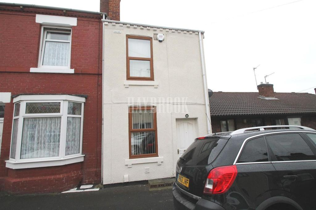 2 Bedrooms End Of Terrace House for sale in Wood Street, Mexborough