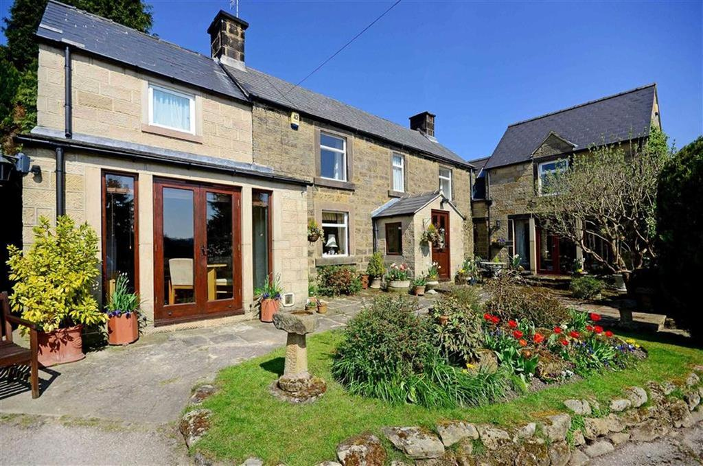 4 Bedrooms Detached House for sale in Yew Tree Cottage, 37, The Knoll, Tansley, Matlock, Derbyshire, DE4