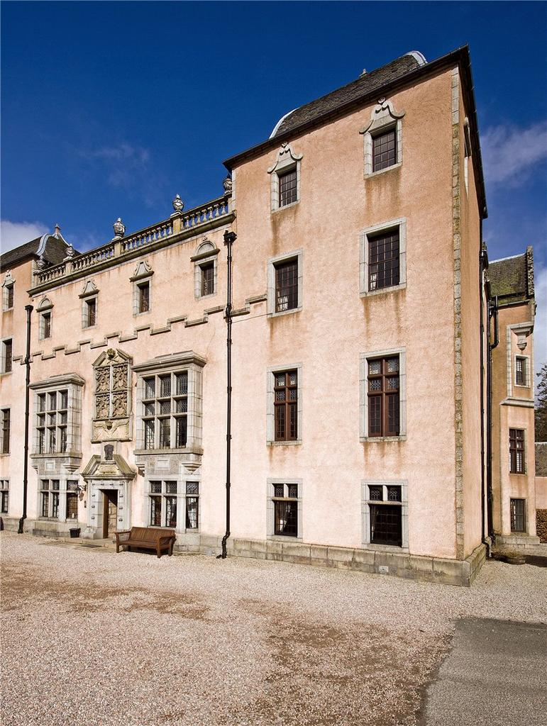 2 Bedrooms Flat for sale in Apartment 2, Keith Hall House, Inverurie, Aberdeenshire