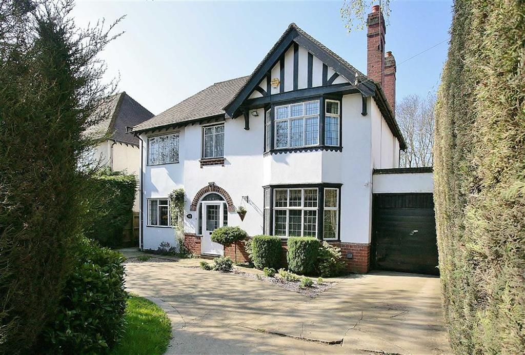 4 Bedrooms Detached House for sale in Oxford Road, Bodicote