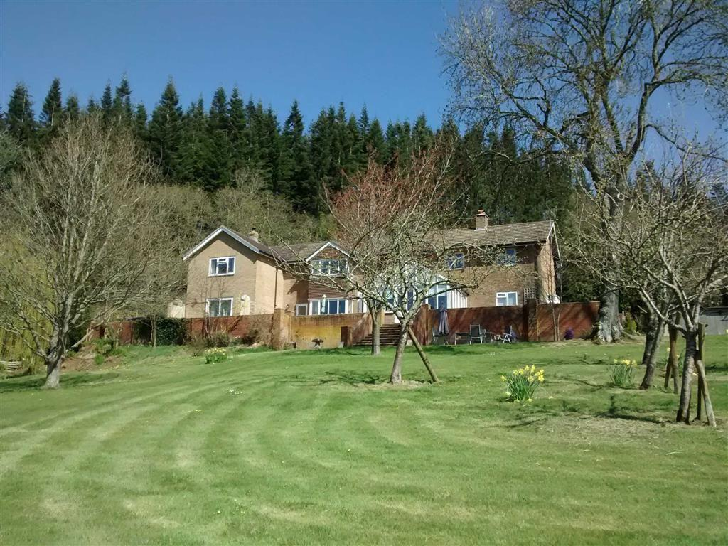 6 Bedrooms Detached House for sale in Dolanog, Welshpool, SY21