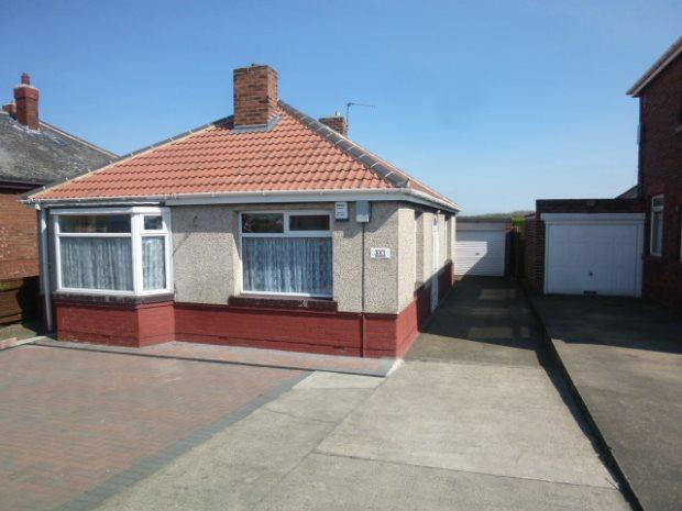 2 Bedrooms Detached Bungalow for sale in STOCKTON ROAD, STOCKTON ROAD, HARTLEPOOL