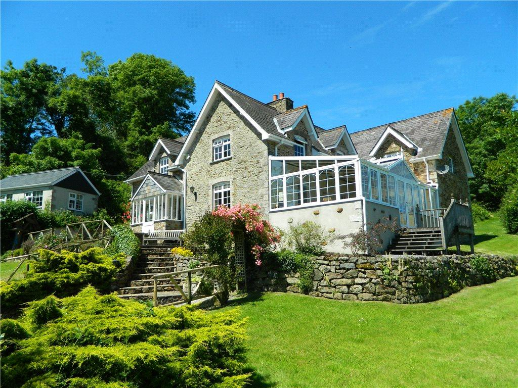 4 Bedrooms Country House Character Property for sale in Bovey Tracey, Newton Abbot, Devon