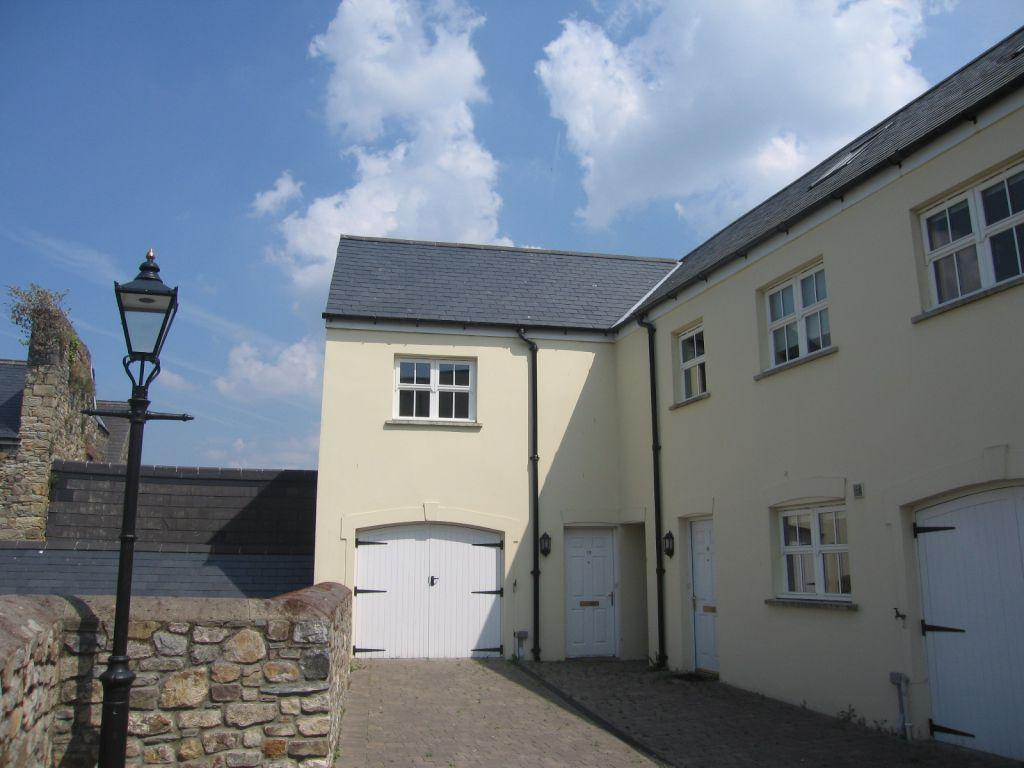 4 Bedrooms Mews House for sale in Commerce Mews, Haverfordwest